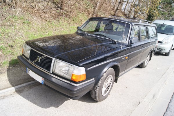 Volvo 240 Break Diamant 1987