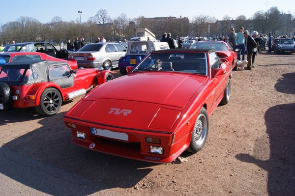 TVR 350i 1983