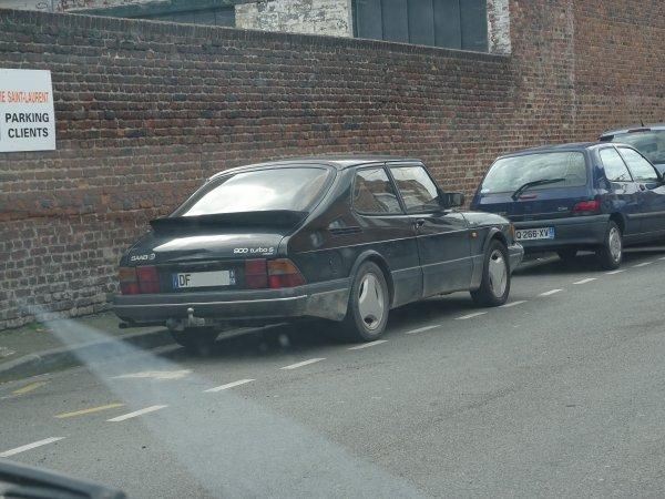 Saab 900 1988
