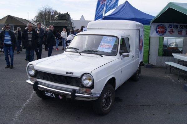 Talbot 1100 VF2 1978