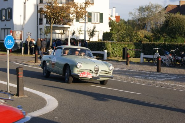 Alfa Romeo 1900 CSS 1956