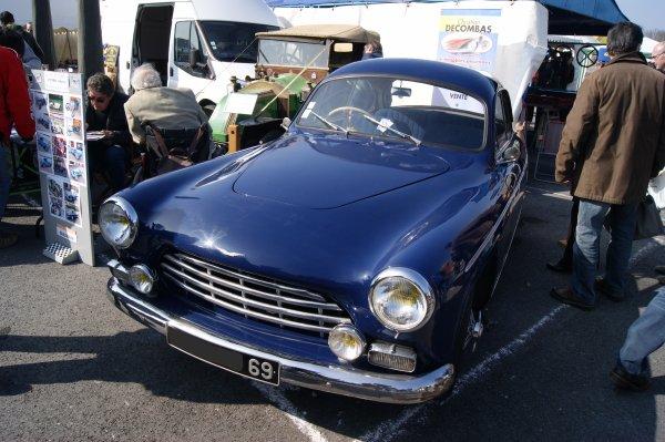 Salmson 2300 Chapron 1956
