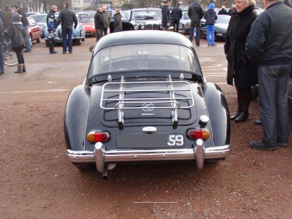 MG A 1600 MK II 1961