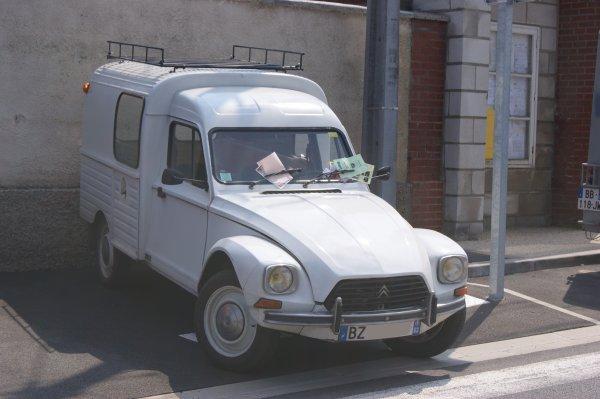 Citroën Acadiane 1978
