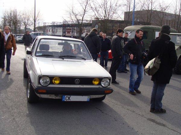 Volkswagen Caddy 1982