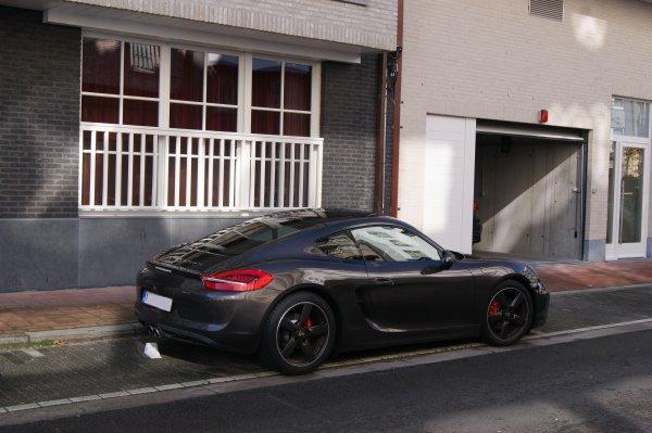 Porsche Cayman 981 S 2012