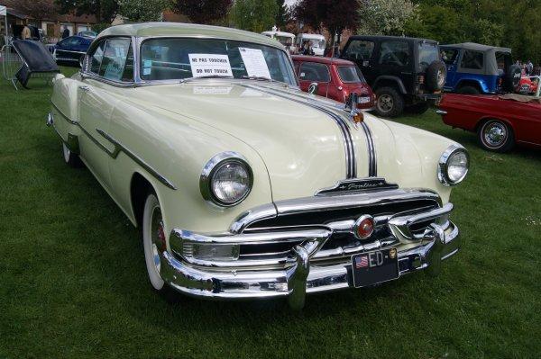 Pontiac Chieftain Catalina 1953