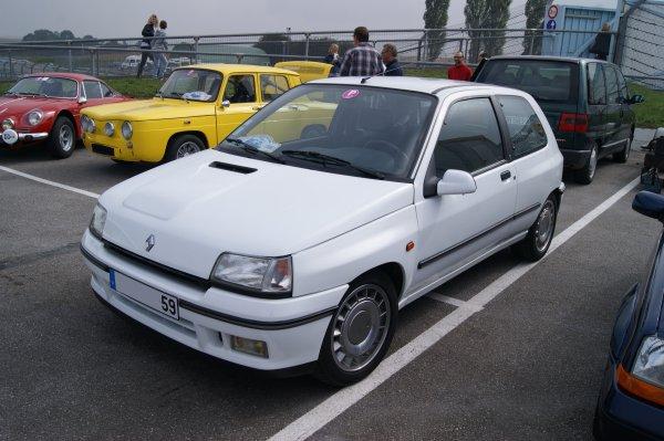 Renault Clio 16S 1991