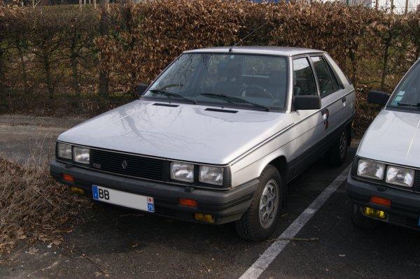 Renault 11 1983