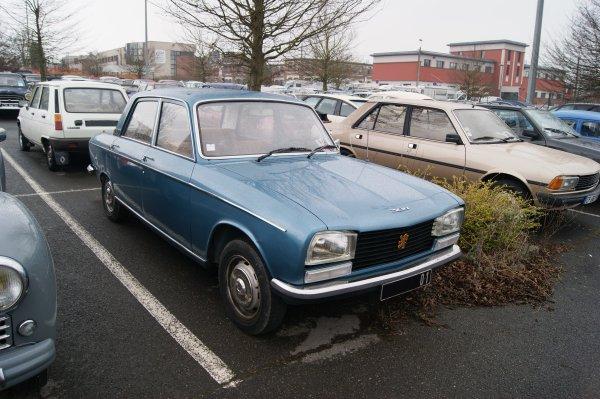 Peugeot 304 1975