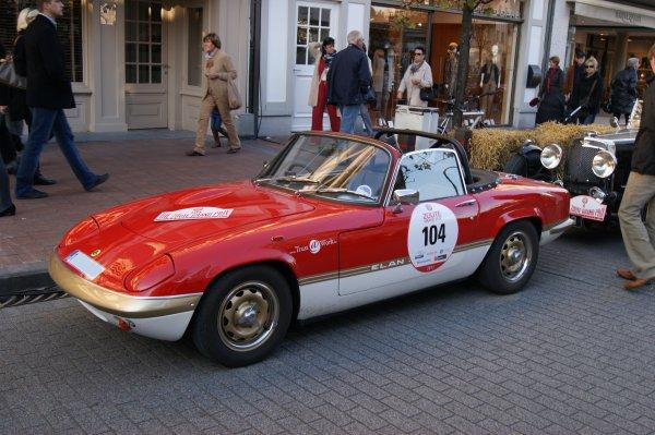 Lotus Elan S4 Sprint 1971
