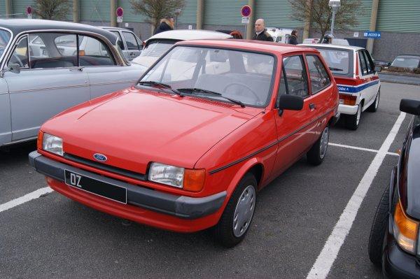 Ford Fiesta 1983