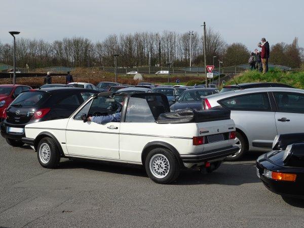 Volkswagen Golf Cabriolet GL 1985