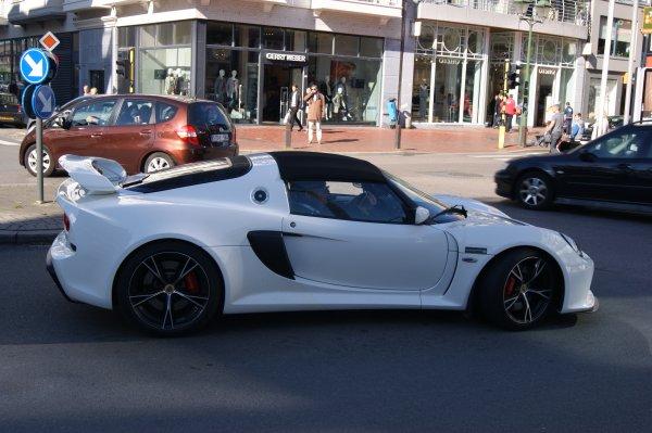 Lotus Exige S3 S 2012