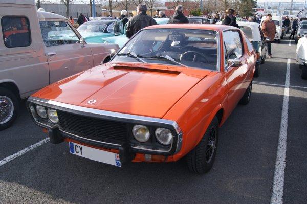 Renault 17 1972