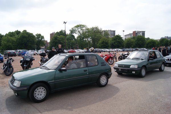 Peugeot 205 Rolland Garros 1990
