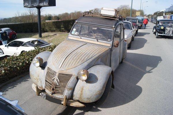 Citroën 2 CV AZLP 1957