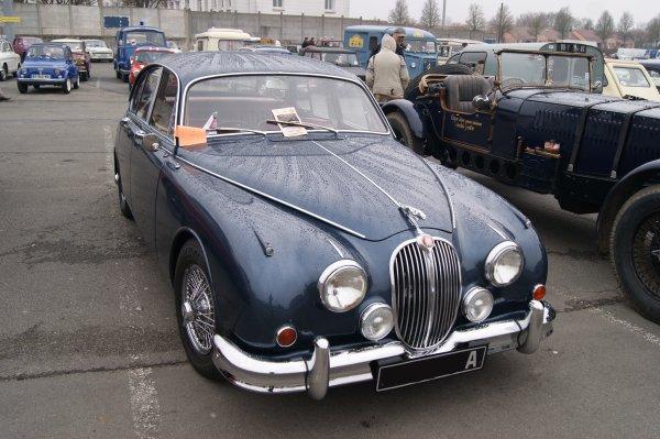 Jaguar MK2 3.8 1963