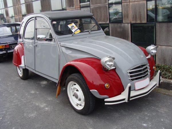 Citroën 2 CV 6 1970