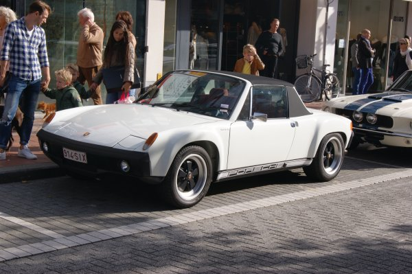 Porsche 914/6 1970