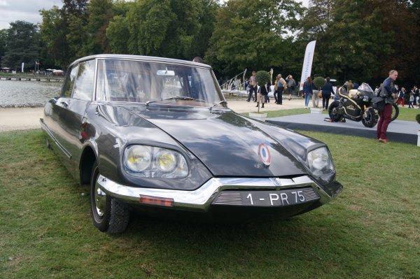 Citroën DS 21 présidentielle Chapron 1968