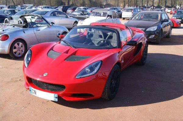 Lotus Elise S3 S 2012