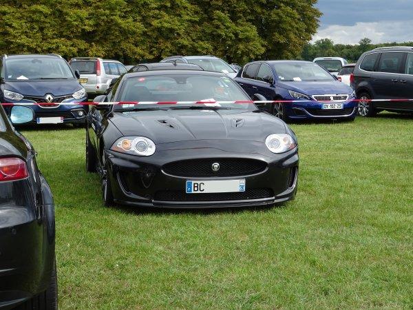Jaguar XKR X150 2010