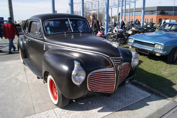 Plymouth P11 1941