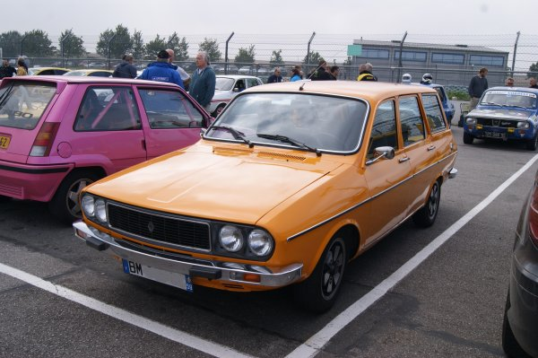 Renault 12 break 1978