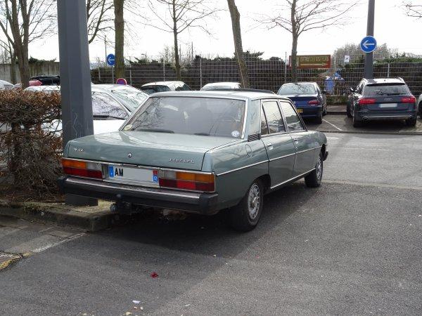 Peugeot 604 SL 1975