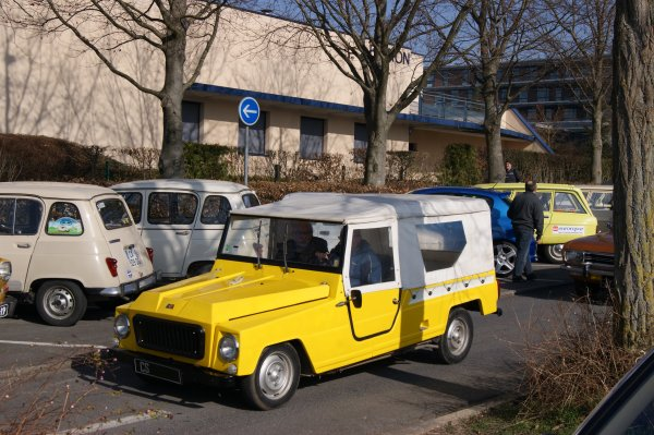 Renault Rodéo 4 1971