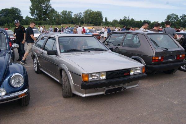 Volkswagen Scirocco 16V 1985