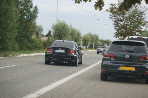 BMW Série 1 M 2012