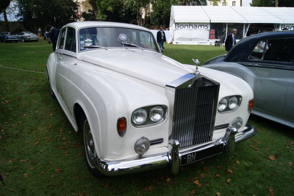 Rolls Royce Silver Cloud 3 1962