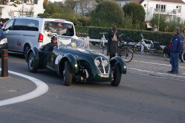 Healey Silverstone 1949
