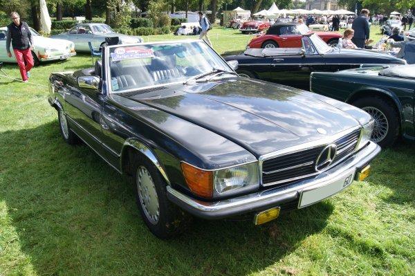 Mercedes SL R107 1973