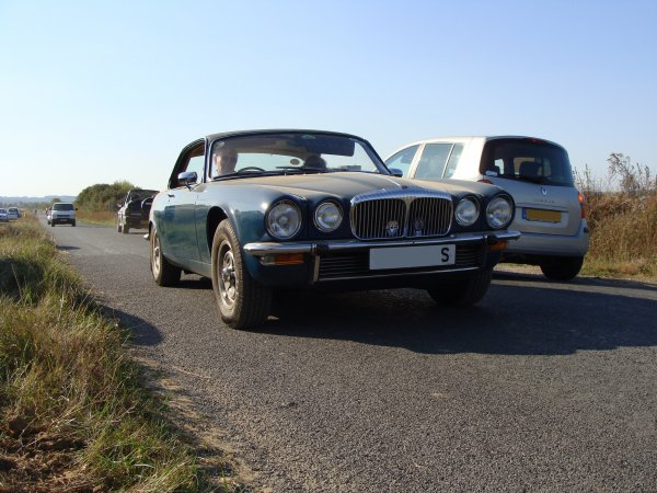 Daimler Sovereign 1977