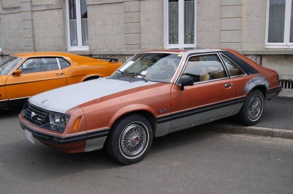 Ford Mustang Hatchback 1979