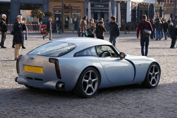TVR T 350 C 2003
