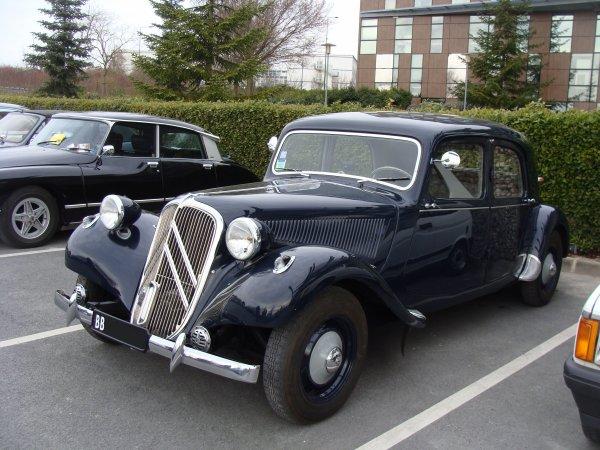 Citroën Traction 11B 1954