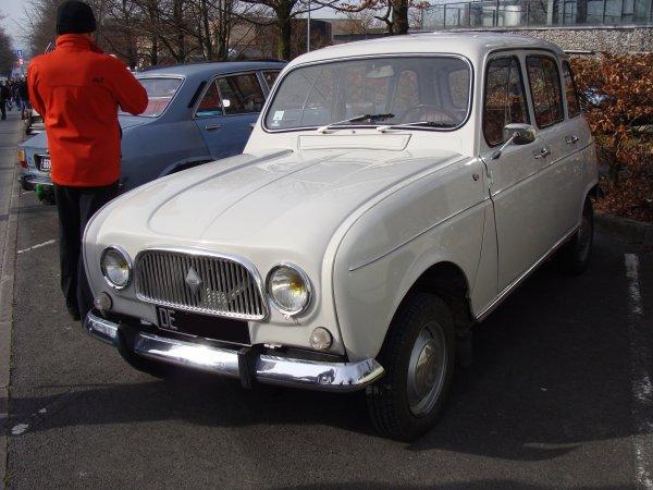 Renault 4 L 1966