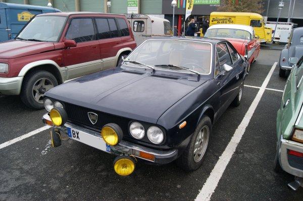 Lancia Beta 1975