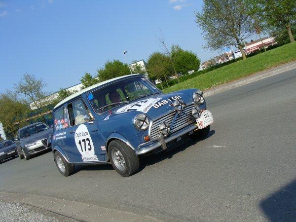 Austin Mini Cooper S MK II 1967