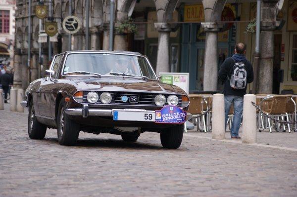 Triumph Stag MK II 1973