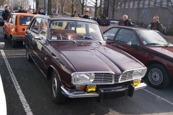 Renault 16 1966