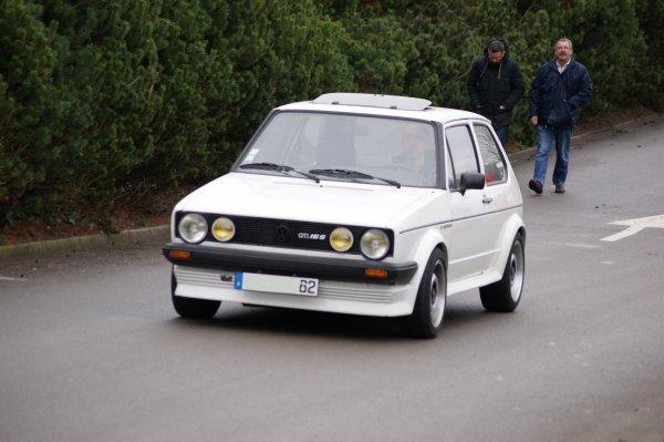 Volkswagen Golf 1 GTI Oettinger 1981