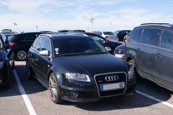 Audi RS4 B7 Avant 2005