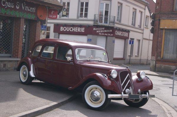 Citroën Traction 11C 1953
