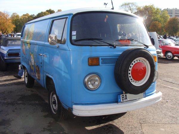 Volkswagen Transporter T2 1972