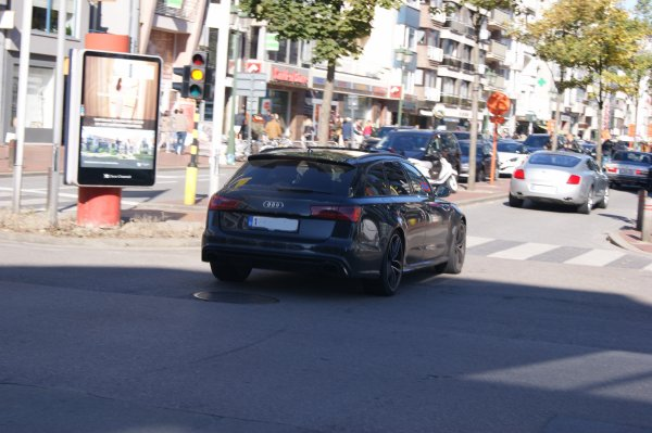 Audi RS6 C7 Avant 2014